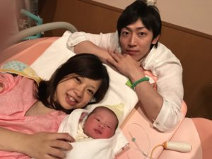 家族立会分娩のイメージ2