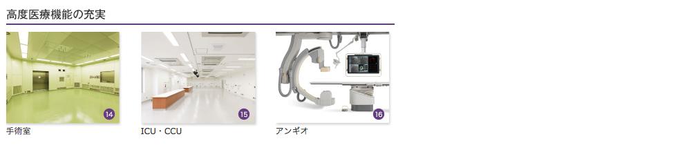 新館のご案内   京都市立病院 3
