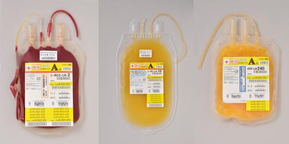 輸血用血液製剤