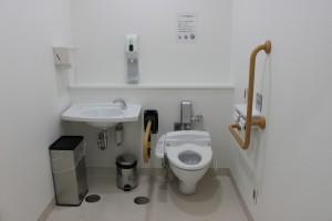 放射線診断科(トイレ)