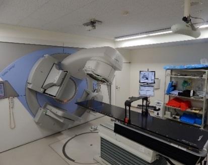 治療装置の写真1
