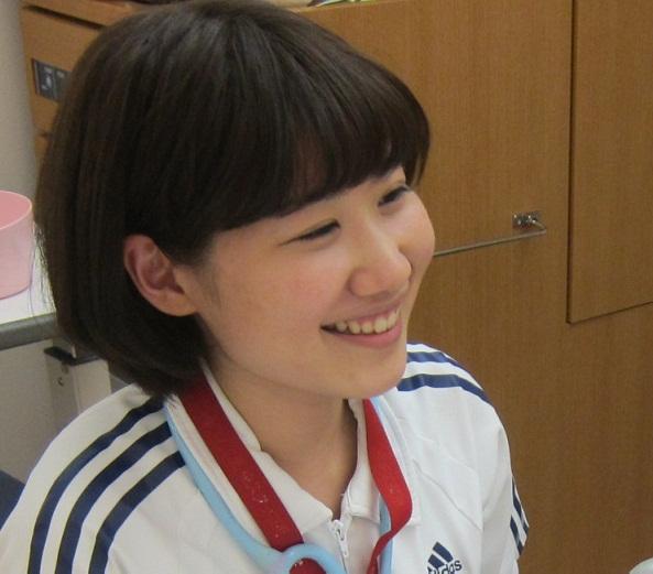 新人 杉田さん