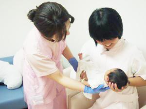 看護体験の写真2