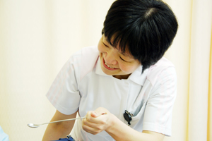 長谷川優子の写真