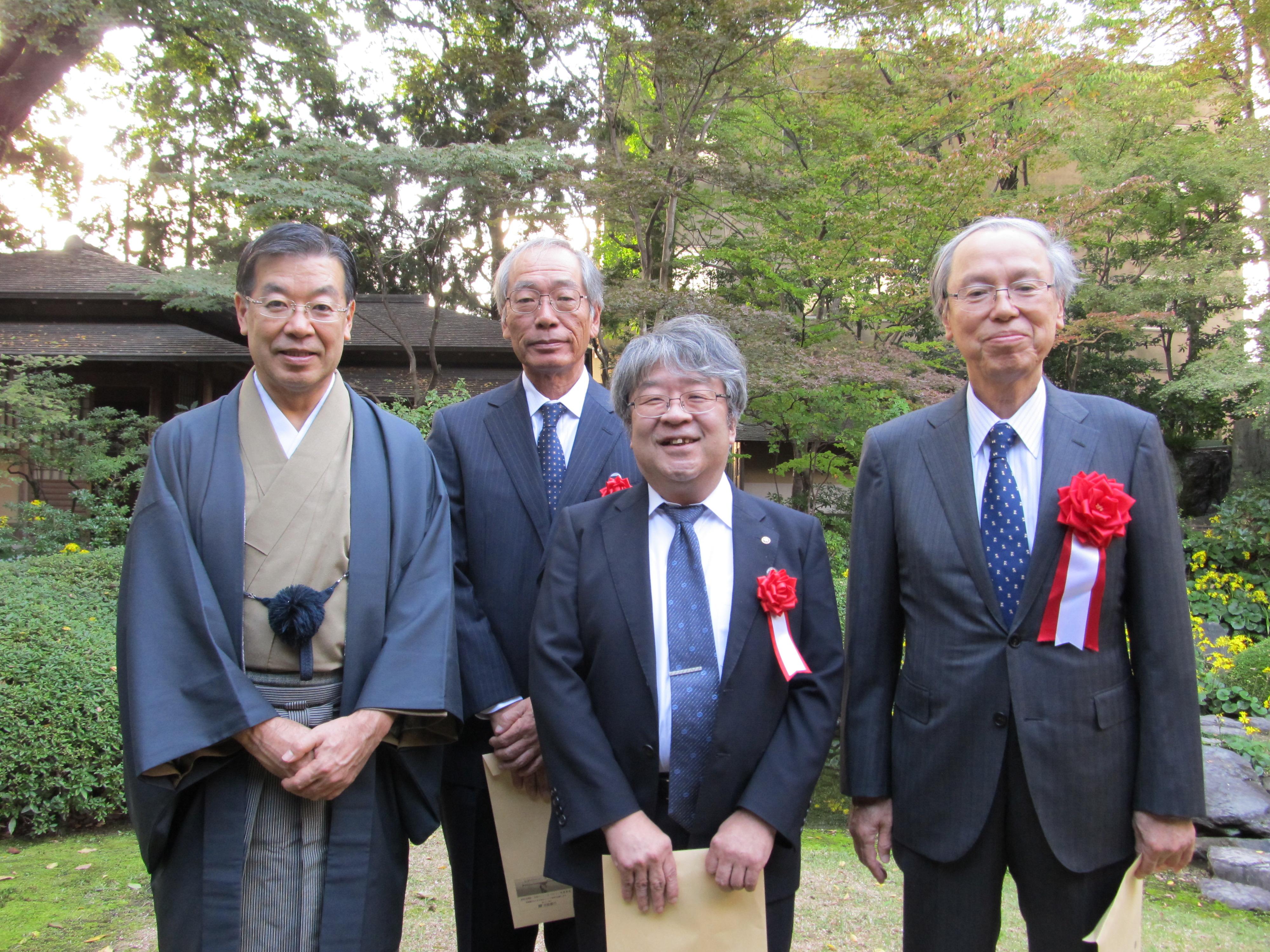 京都府救急医療功労者授賞式の様子2